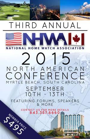 2015 NHWA Conference
