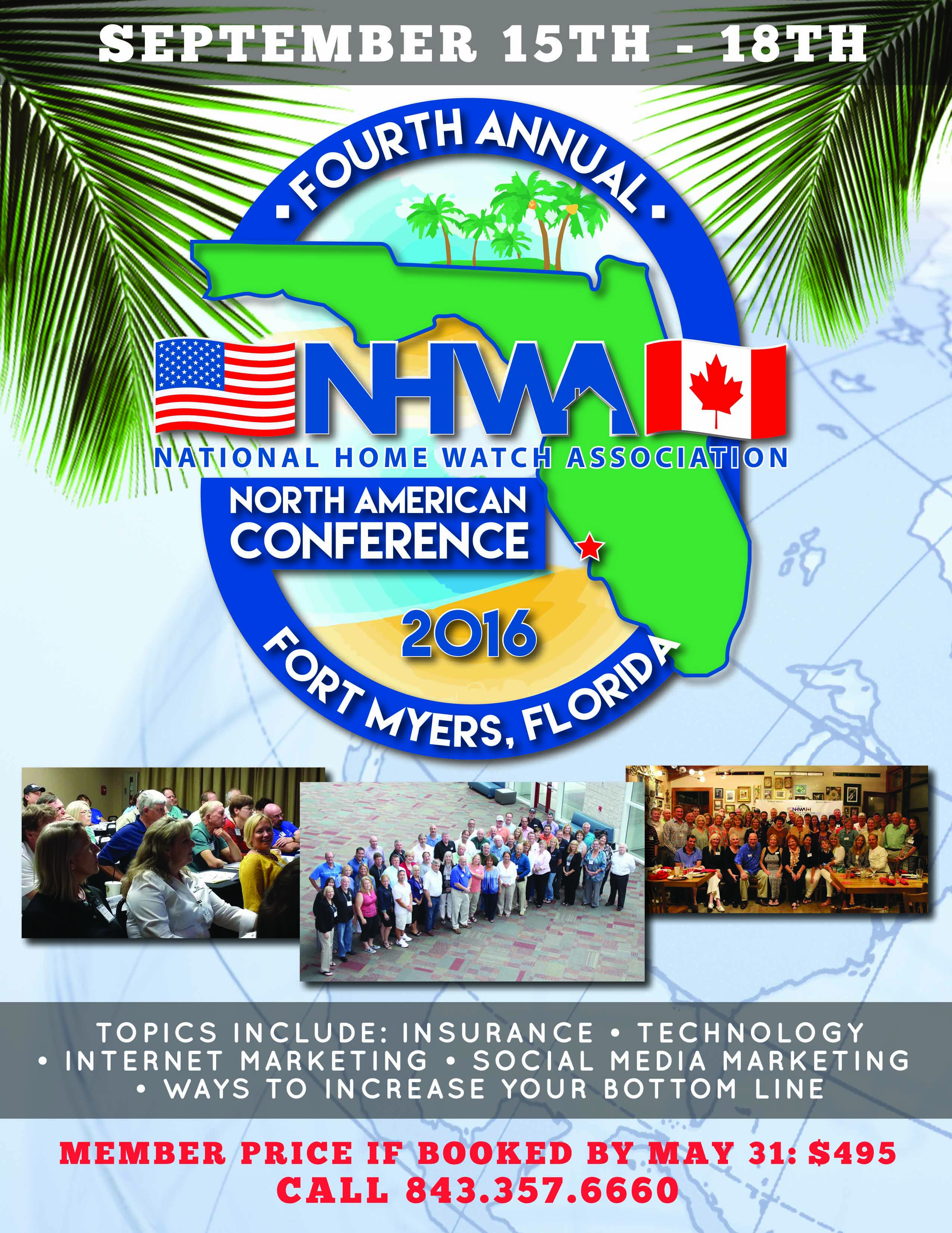 2015 Conference Flyer