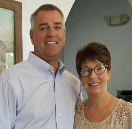 Steve and Patty Stiffler White Pelican Home Watch