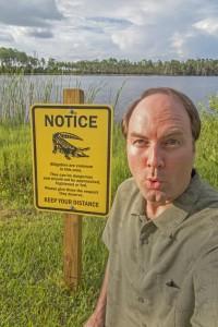 Dave Koster - alligators!