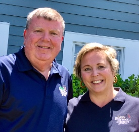Steven and Tammy Keller Cottage Comforts House Watch & Home Owner Services