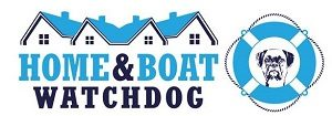 Home and boat watchdog logo